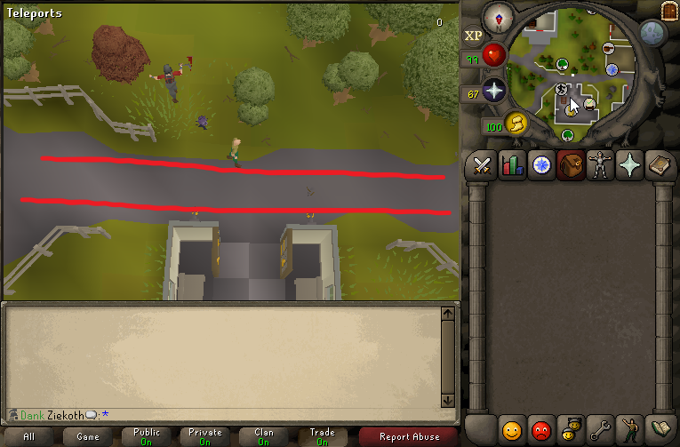 All in one guide to max a UIM - Guides - RevivalPS